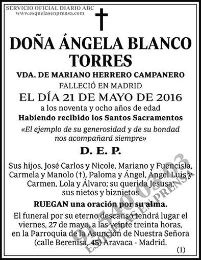 Ángela Blanco Torres